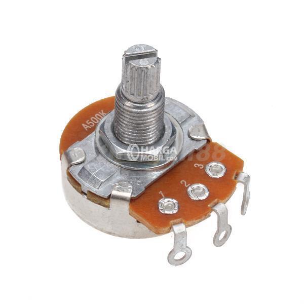 Gambar Deskripsi Resistor Variabel dalam AC