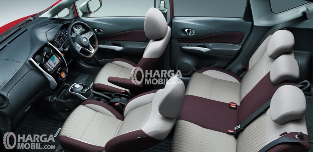 Review Nissan Note E 2017, Spesifikasi, Harga dan Gambarnya