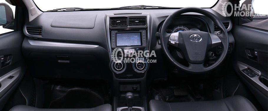 Gambar bagian dashboard mobil Toyota Avanza Veloz 2017