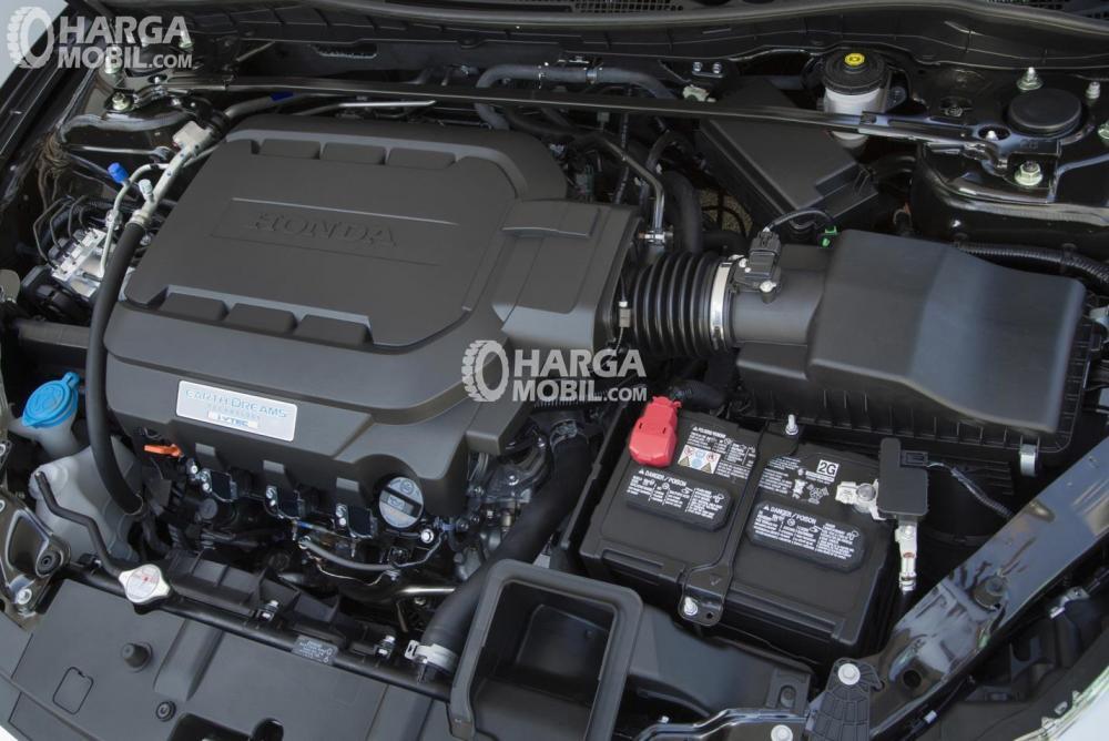 Gambar bagian mesin Honda Accord 2016