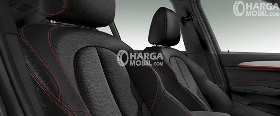 Gambar bagian kursi mobil BMW X1 2015