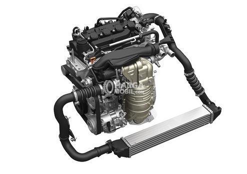 Gambar bagian mesin mobil Honda Freed 2016