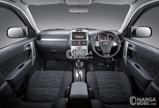 Gambar bagian dashboard mobil Toyota Rush 2016