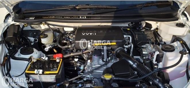 Gambar bagian mesin mobil Toyota Rush 2016