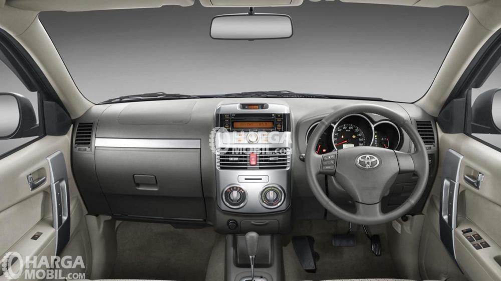 Gambar bagian dashboard Toyota Rush 2012