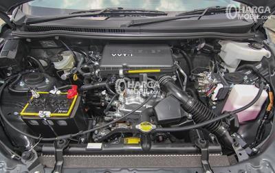 Gambar bagian mesin mobil Toyota Rush 2012