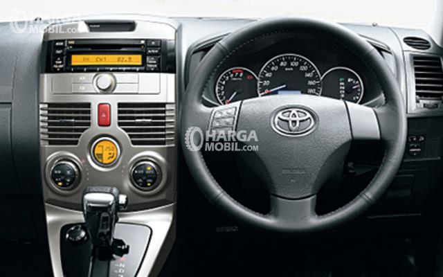 Gambar bagian setir mobil Toyota Rush 2012