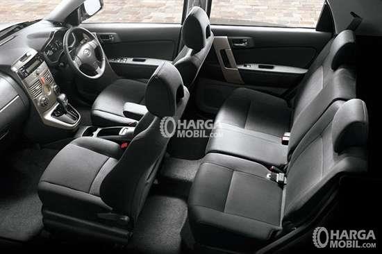 Gambar bagian interior Toyota Rush 2012