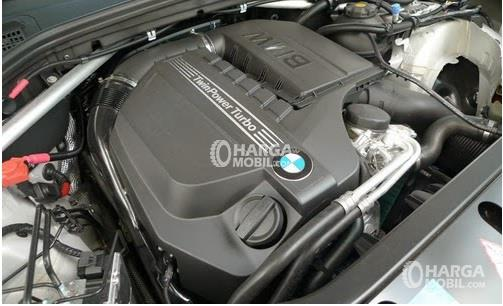 Gambar bagian mesin mobil BMW X3 2016