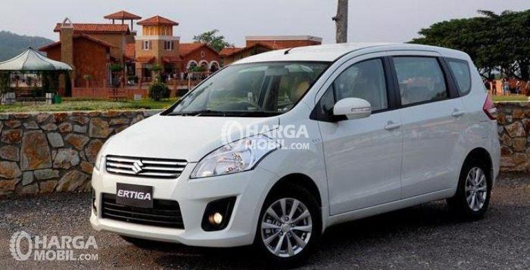 Spesifikasi Suzuki Ertiga 2014