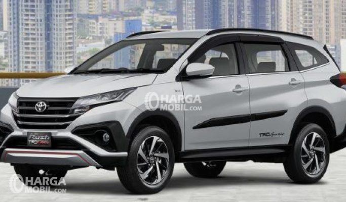 Spesifikasi Toyota Rush 2018 Harga Dan Review Lengkap