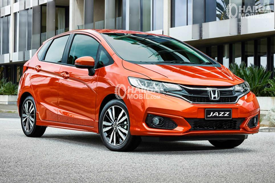 Review Honda Jazz 2017 Harga Dan Spesifikasi Lengkap