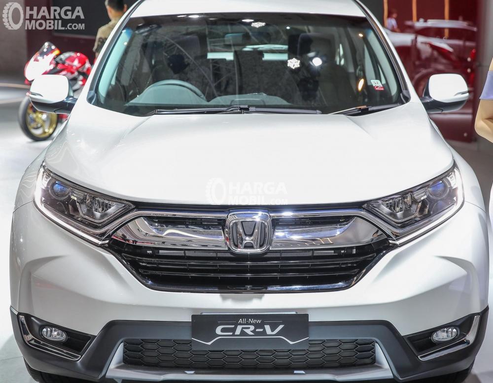 Review Honda Cr V 2017 Harga Dan Spesifikasi Lengkap