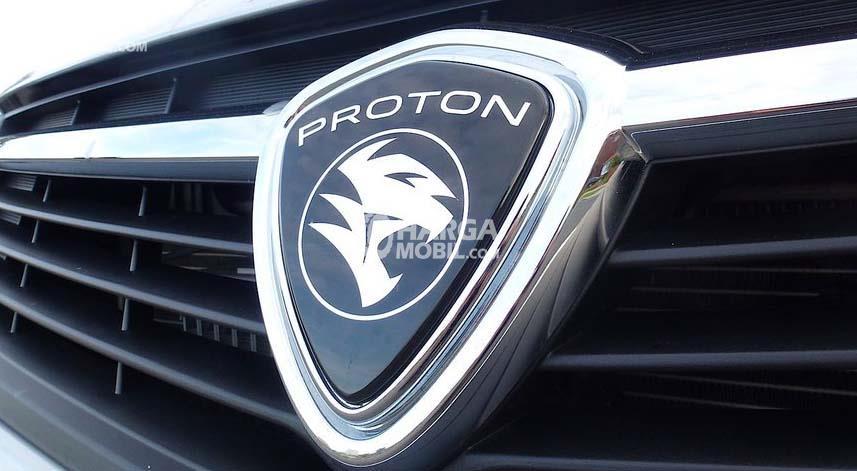 Emblem logo Proton Malaysia
