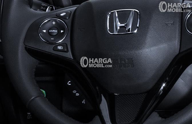 gambar setir honda hr-v 2018 dengan cruise control dan audio steering switch