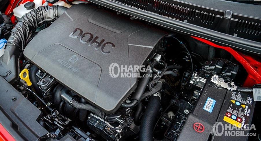 Kia Picanto 2017 Dibekali Mesin 1.2L Dual CVVT DOHC