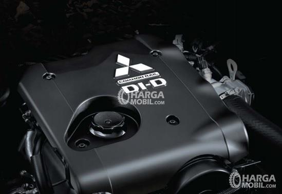 Mitsubishi Triton 2017 Dibekali Dengan Mesin Diesel 2.5L