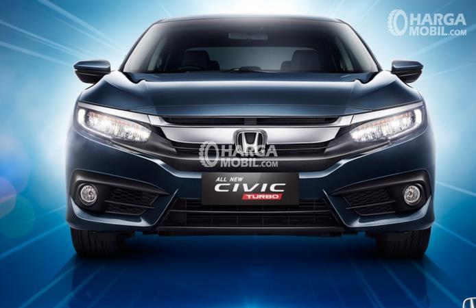 Honda Civic 2017 Memiliki Lampu Utama Projector