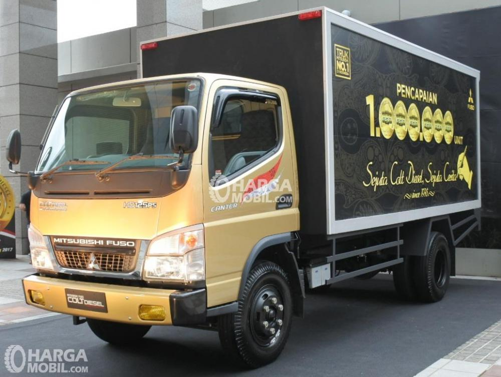 gambar mitsubishi colt diesel limited edition 2017 saat diperkenalkan