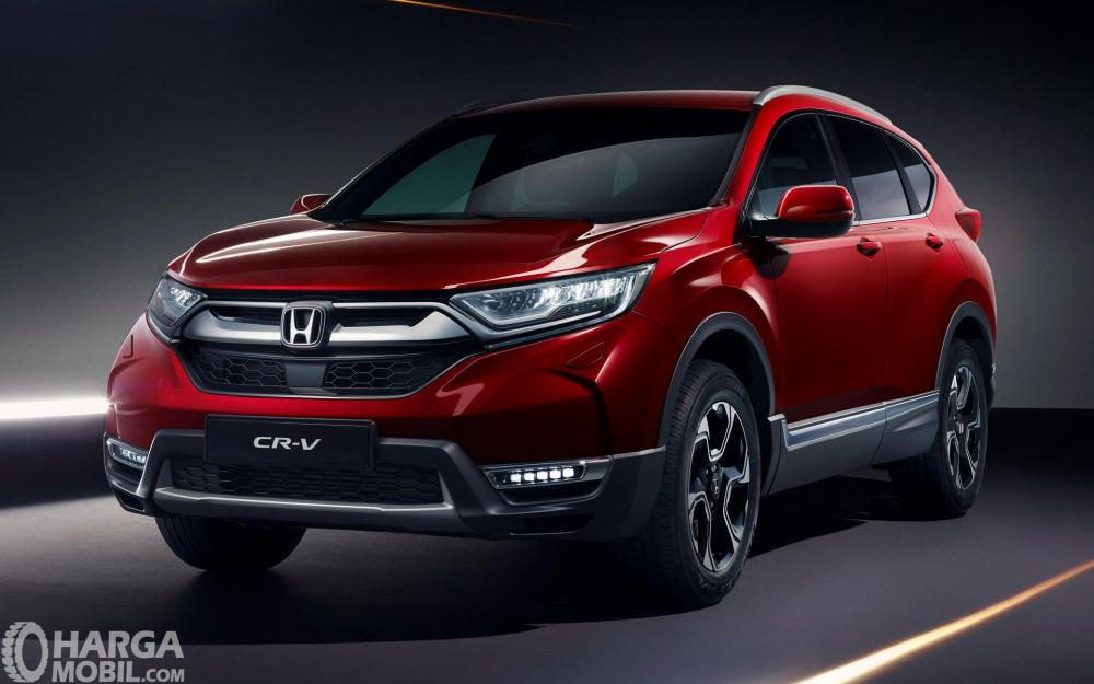 Honda CR-V 2018 Dengan Auto Door Lock & Retractable Door Mirror with Touch