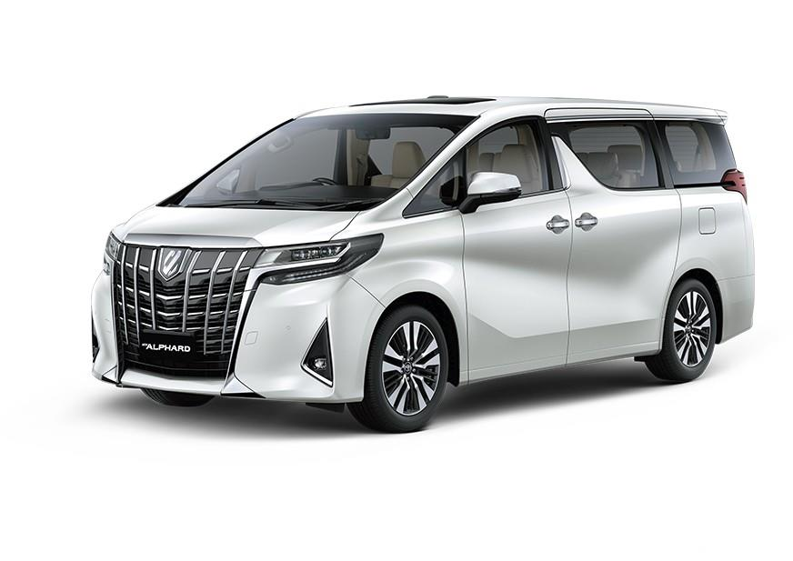 Toyota Alphard 2018 Masih Dengan Sliding Door Mewahnya
