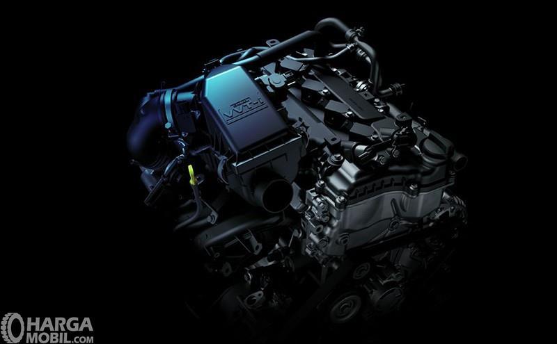 Toyota Avanza 2018 Masih Dengan Mesin Andalannya Dual VVT-i