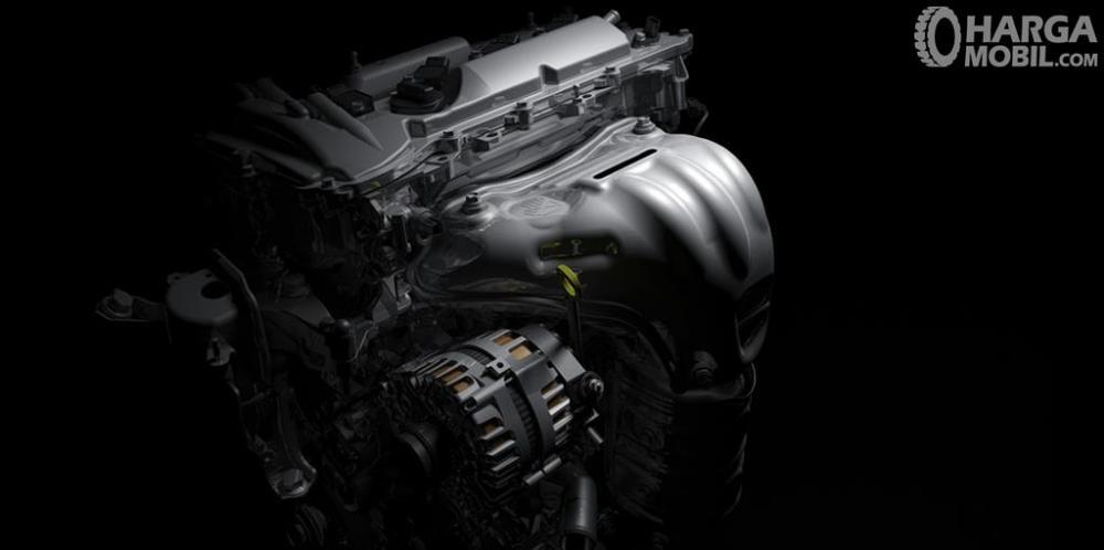 Mesin 2AR-FE Toyota Vellfire 2018