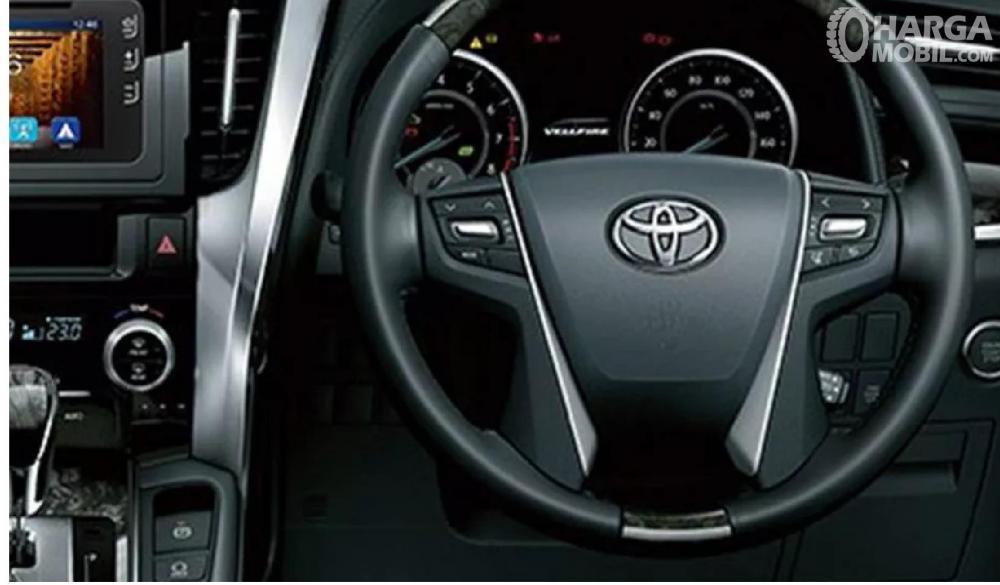 Bagian Setir Toyota Vellfire 2018