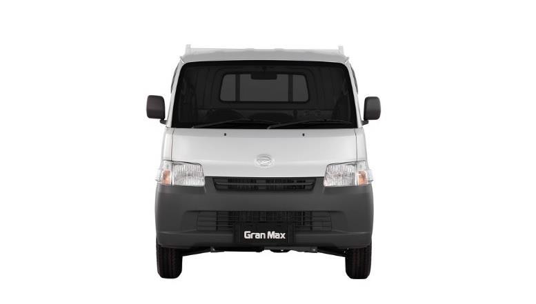 Bagian Depan Daihatsu Gran Max Pick Up 2018 Menonjolkan Desain Baru