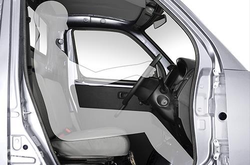 Daihatsu Gran Max Pick Up 2018 Dengan Kursi Untuk 3 Orang