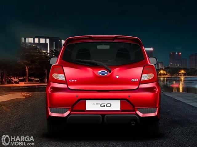 Bagian Belakang Datsun Go CVT 2018