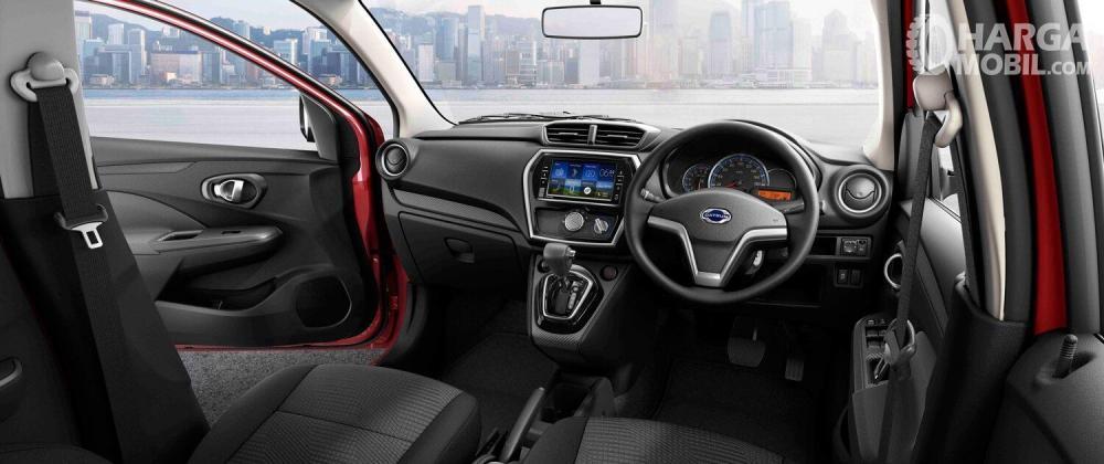 Desain interior Datsun Go CVT 2018