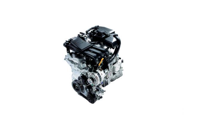 Bagian Mesin Datsun Go CVT 2018