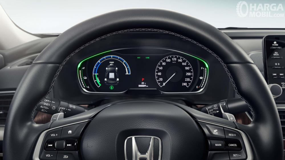 Honda Accord Hybrid 2018 Memiliki Kemudi Yang Modern