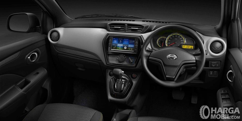 Bagian Dashboard Datsun Go Live 2018