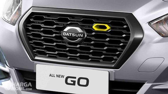 Desain Depan Datsun Go Live 2018