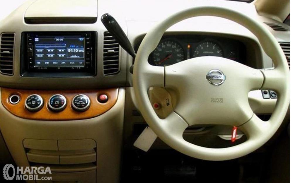 Bagian Setir Nissan Serena 2012 Highway Star