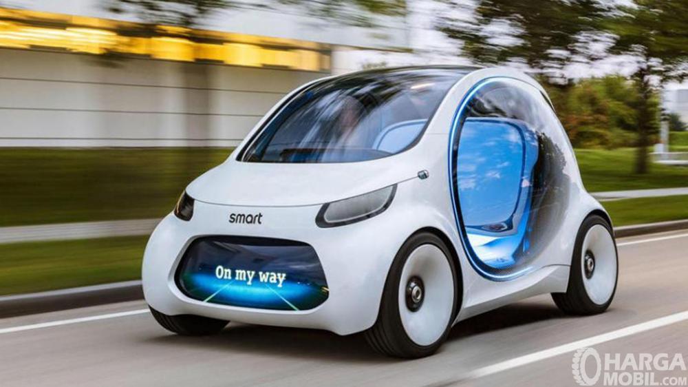 Harga Mobil Listrik Bakal Murah Tinggal Selangkah Lagi