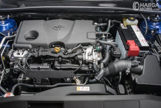 bagian mesin Toyota Camry 2019 berkapasitas 2.499 cc