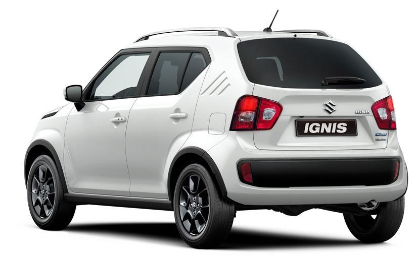 Suzuki Ignis GL MT 2018 Memiliki Rear Wiper Keren