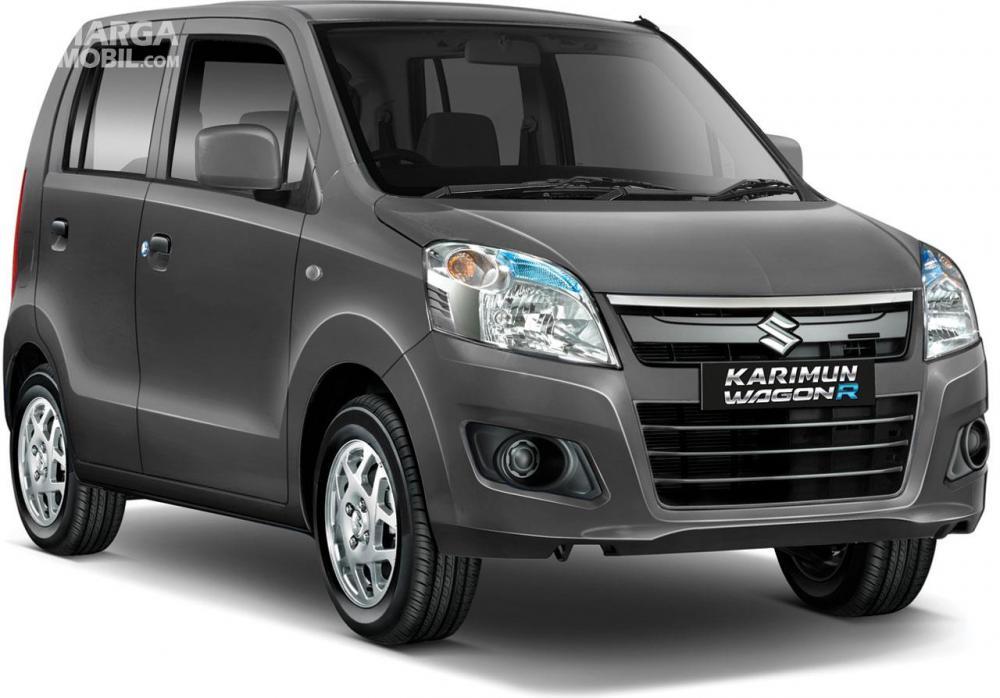 Suzuki Karimun Wagon R 2018 Mendapat Desain Grill Baru