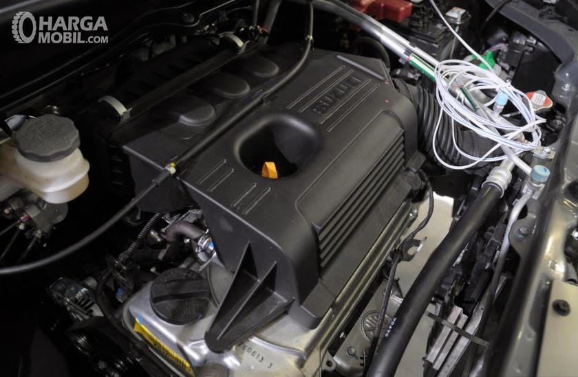 Suzuki Karimun Wagon R 2018 Dibekali Mesin K10B DOHC,12 Katup 3 Silinder Inline