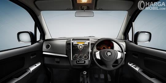 Suzuki Karimun Wagon R 2018 Mendapat Paduan Warna Silver dan Hitam
