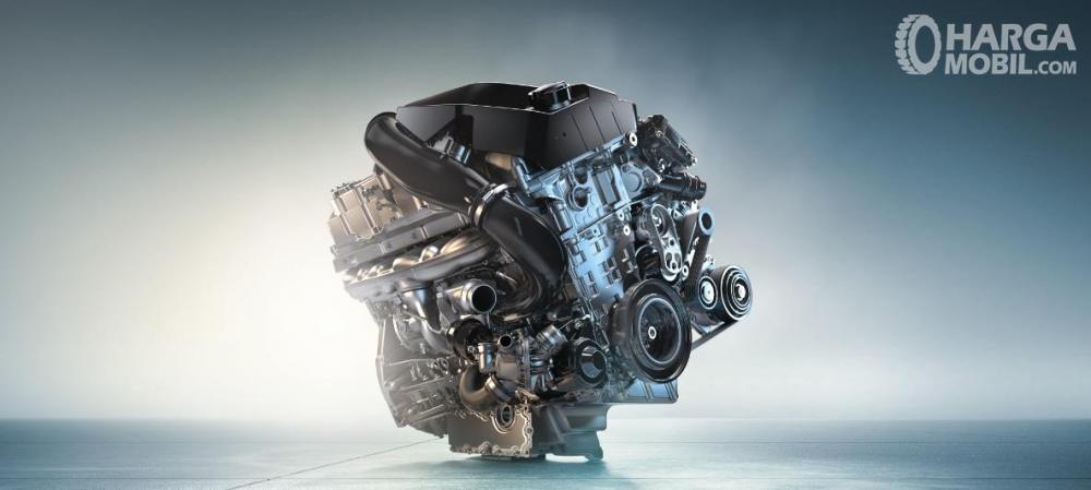 BMW 320i 2018 Dibekali Mesin 2.0L In-Line