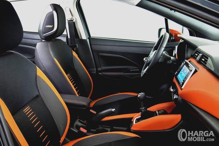 Nissan March 2019 DIbekali Kursi Empuk dan Stylish