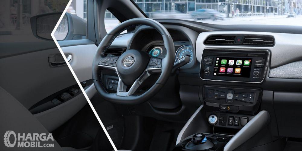 Nissan LEAF 2019 Mendapat Head Unit Berukuran 7 Inci
