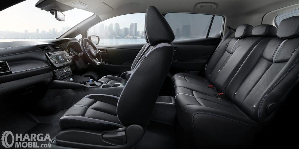 Nissan LEAF 2019 Mendapat Kursi Zero Gravity