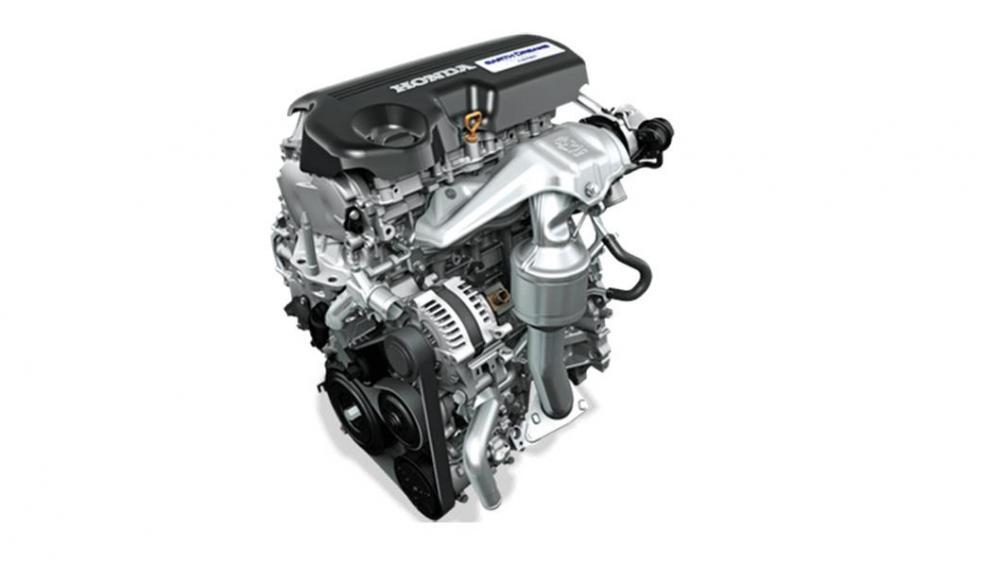 Operasi Mesin Honda WRV 2019 bukan hanya tampil bertenaga namun juga irit bahan bakar