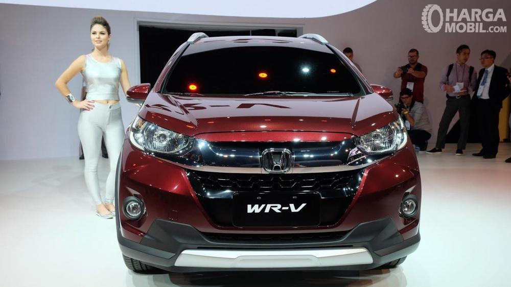 Peluncuran Honda WRV dilakukan di tahun 2016 lalu dan mulai dipasarkan di dua negara yakni Brazil dan India