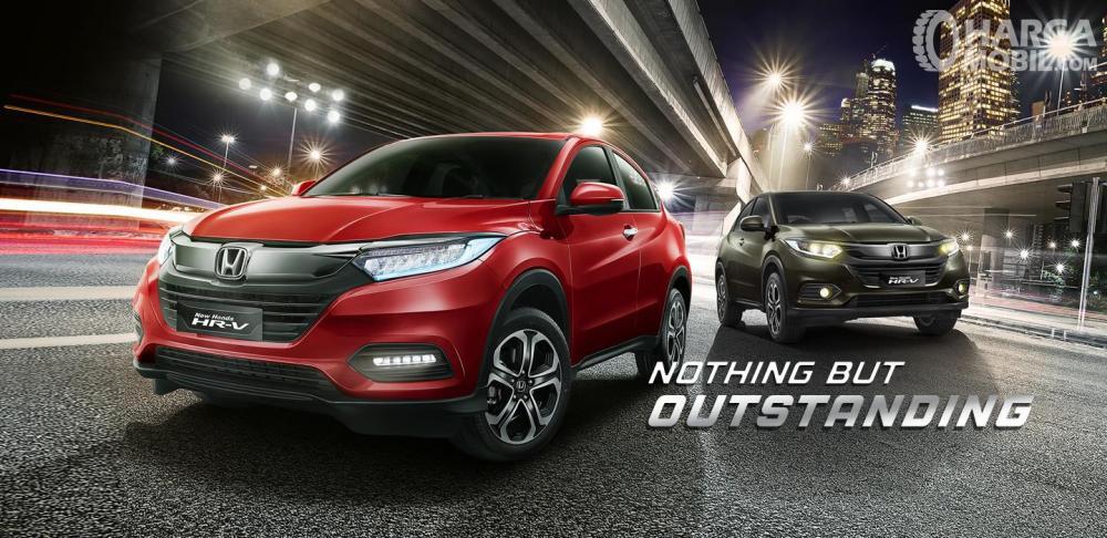 Honda HR-V Facelift 2018 semakin menarik dengan desain baru